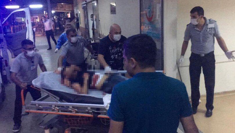 Ambulanstaki yaralıya silahlı saldırı sonucu 2'si hemşire 3 kişi yaralandı!