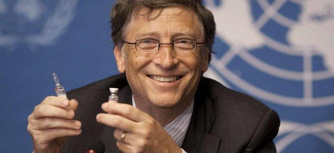 Gates: Aşı yıl başına hazır