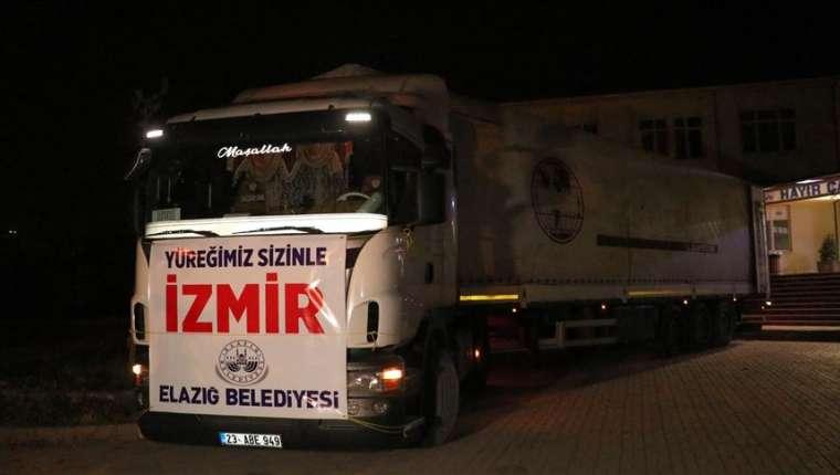 Türkiye İzmir için tek yürek!
