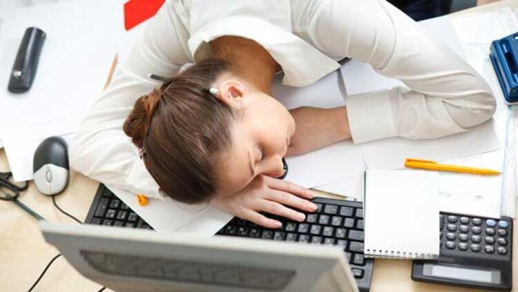 Sabahları yorgun uyanmanızın nedeni; Kireçlenme