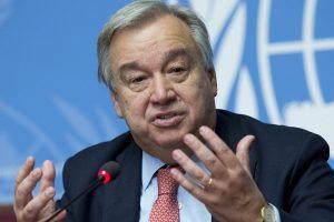 Guterres: ''Tam İyileşme Yıllar Sürebilir''