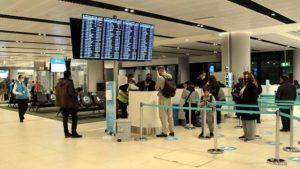 Londra'dan Türkiye'ye gelen yolculara PCR testi!