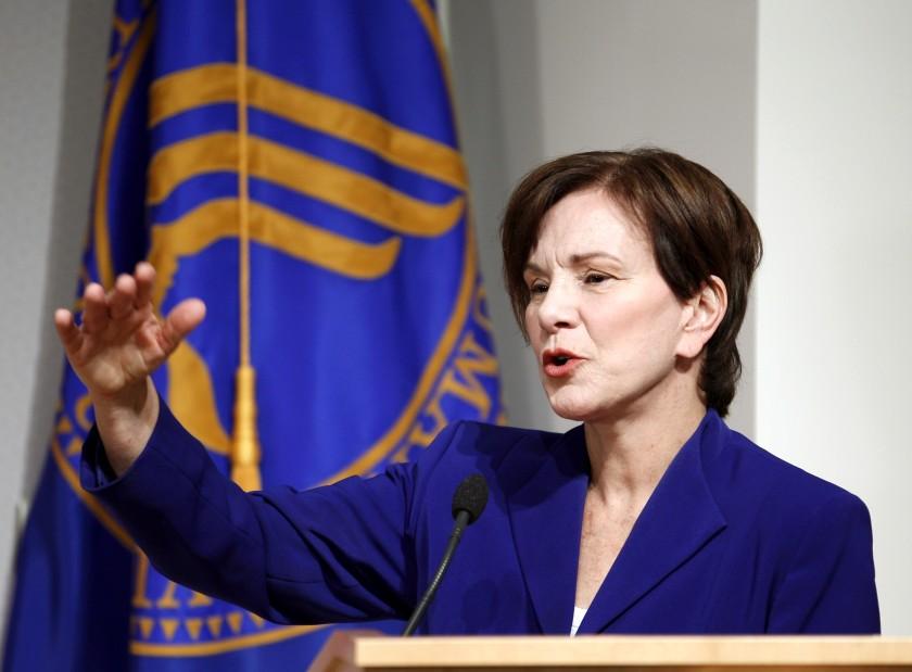 CDER başkanı Woodcock şimdilik FDA'ya liderlik edecek
