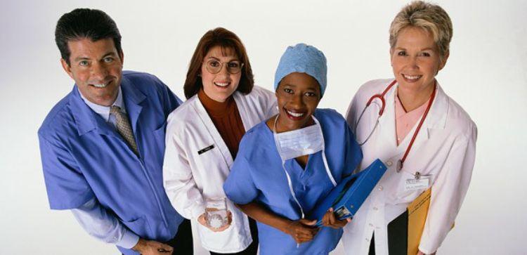 Yurt Dışında Sağlık Personeli