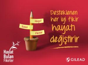 Gilead'ın bağış programı Perfection İstanbul'a emanet