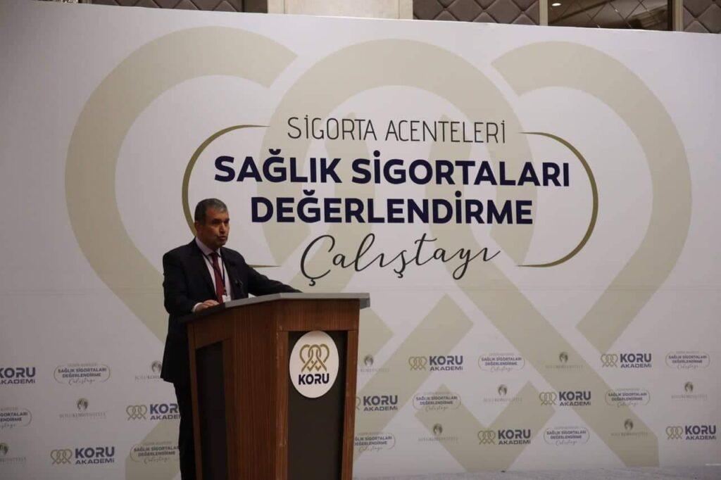"""Koru Sağlık Grubu Başkanı Prof. Dr. Hasan Biri:""""Veri Güvenliği Hasta Güvenliği Kadar Önemli!"""""""